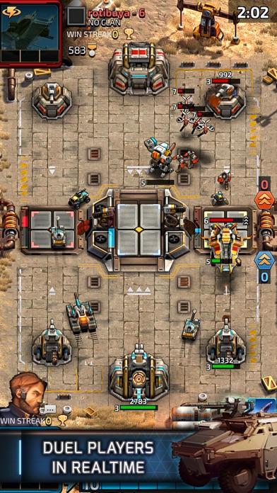 Warzone: Clash of Generals screenshot 5