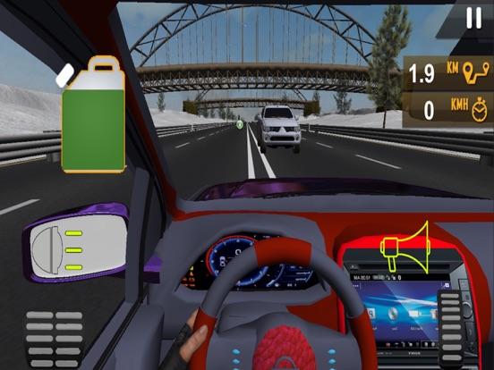 Race In Traffic Grand Car на iPad