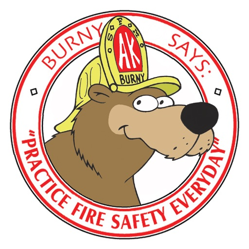 Burny's Fire Safety App iOS App