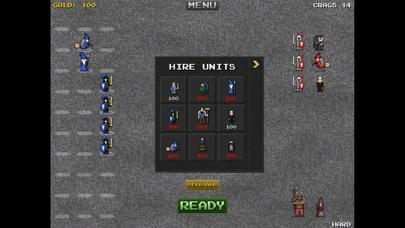 Screenshot #3 pour 8bitWar: Netherworld