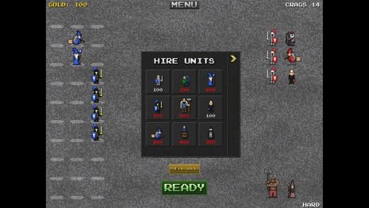 8bitWar: Netherworld Screenshot