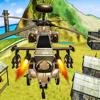 Muhammad Ijaz - Helicopter Base Attack 2018  artwork