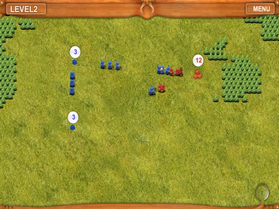 Screenshot #2 for Little Wars — Conquer Game