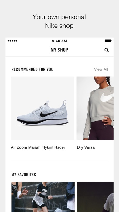 download Nike apps 1