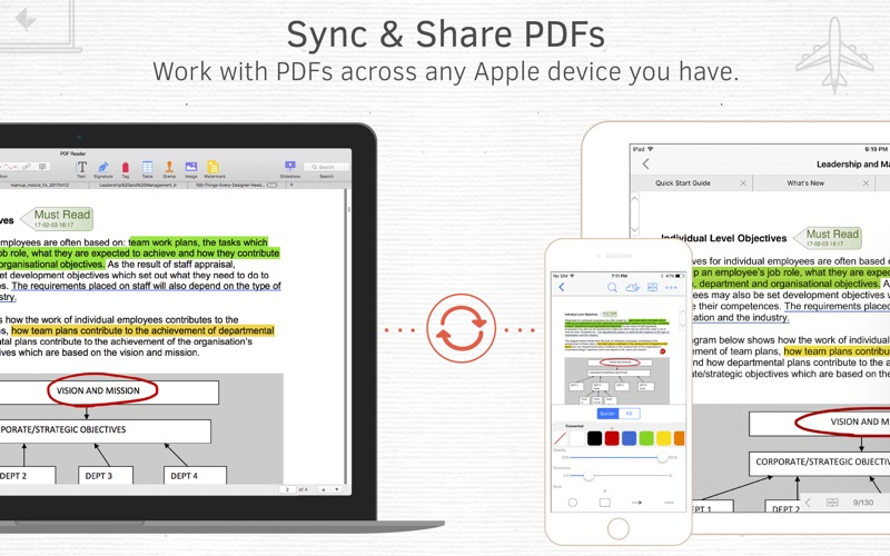 Screenshot #5 for PDF Reader Premium – Edit, Sign and Convert PDFs