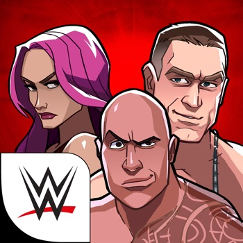 WWE Tap Mania app for iphone