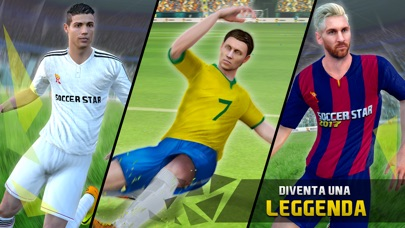 Screenshot of Soccer Star 2018 World Legend1