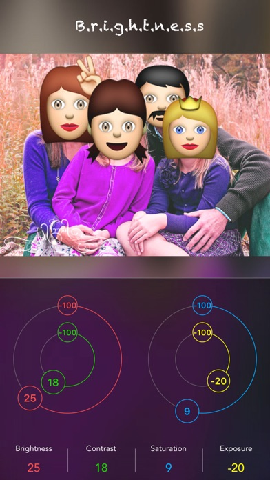 Emoji Camera - unique filters Screenshots