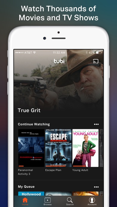 Tubi TV - Movies & TV Shows Screenshot