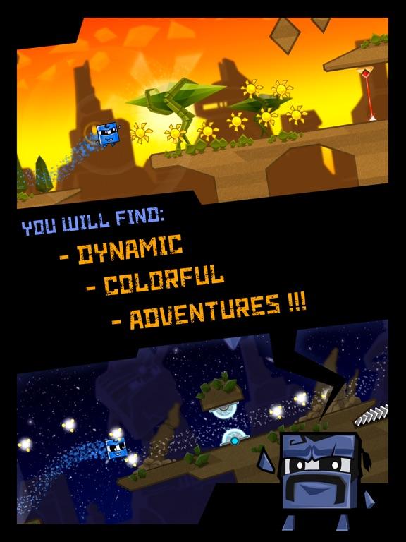 Crazy Shapes: Run Adventure Screenshot