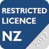 Lets Get Legal NZ - Restricted Licence NZ artwork