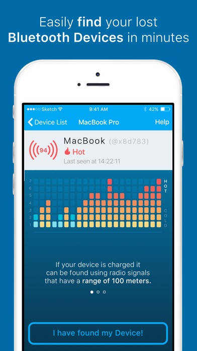 Find my Device - Find Your Lost Bluetooth Devices Screenshots
