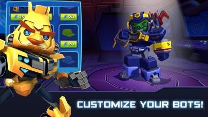 download Angry Birds Transformers apps 2