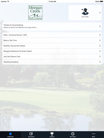 Morgan Creek GC screenshot 2