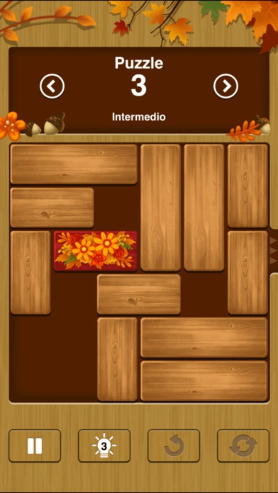 Screenshot of Unblock Me3