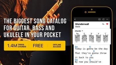 Ultimate Guitar: Chords & Tabs screenshot 1