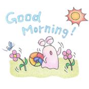 Cute Rainbow Snail Sticker app review
