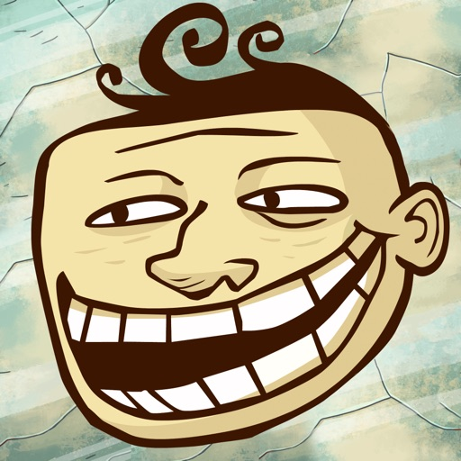 Troll Face Quest Unlucky iOS App
