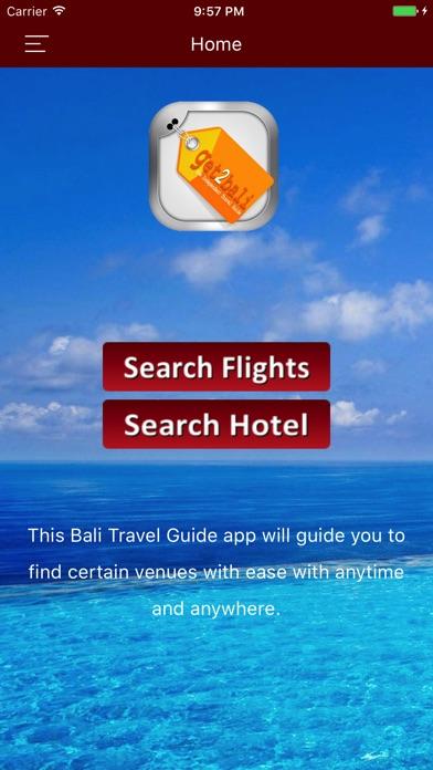 Get 2 Bali - Travel Guide screenshot 1