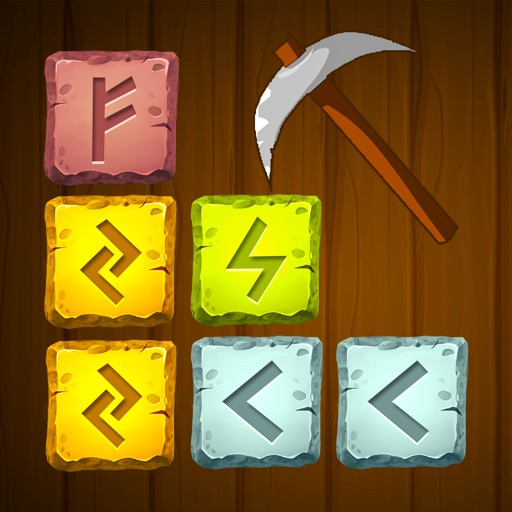 Crushing Blocks for iPhone