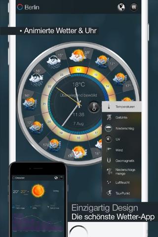 eWeather HD - Weather, Alerts and Satellite Radar screenshot 2