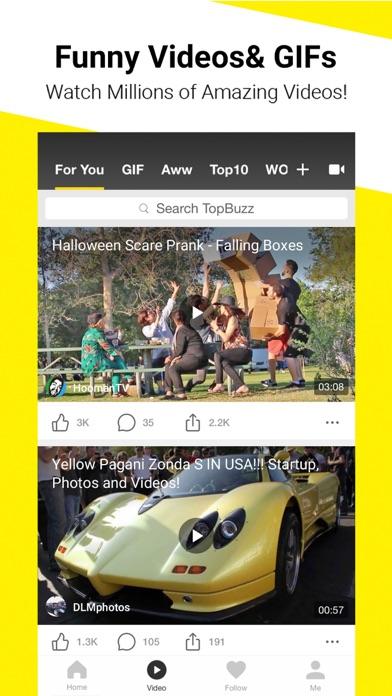 download TopBuzz: Viral Videos & News apps 4