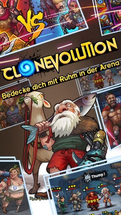 Screenshot von Clone Wars: Clash of Mutants2