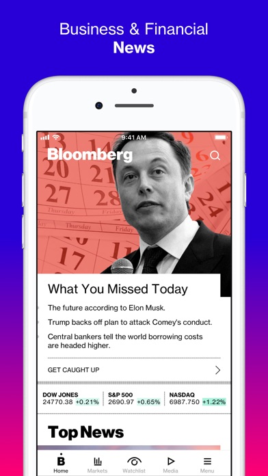 Bloomberg News replaces Winkler