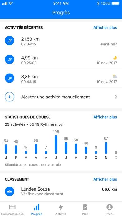 download Runtastic GPS et course à pied apps 4