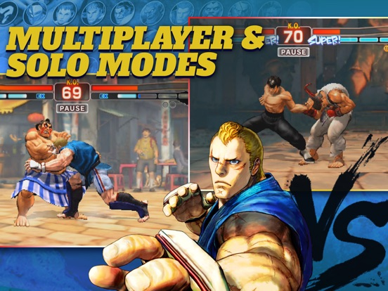 Street Fighter IV CE Screenshots