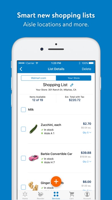 download Walmart – Shopping and Saving apps 1