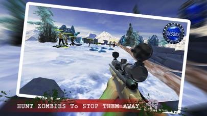 Война зомби снег Глава Скриншоты6