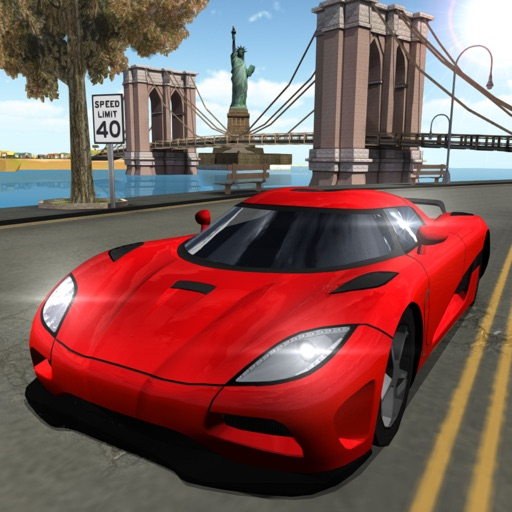 Car driving simulator ny by axesinmotion s l for Car paint simulator