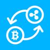 Conv - ビットコインとアルトコイン対応の暗号通貨コンバーター