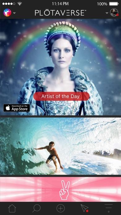 download PLOTAVERSE apps 1