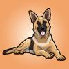 James Sechelski - ShepMoji - German Shepherd Emoji & Sticker artwork