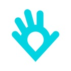 Wave Let's Meet App - Find Your Friends icon