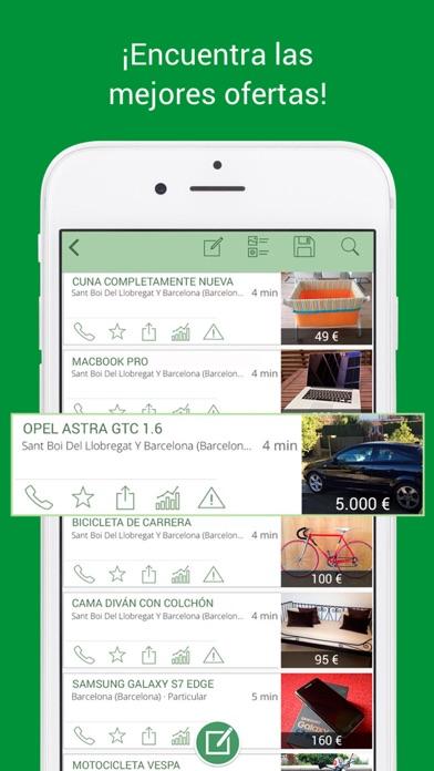 download milanuncios - Comprar y vender apps 1