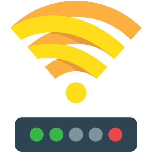 WiFi Wireless Signal Strength Explorer and Scanner