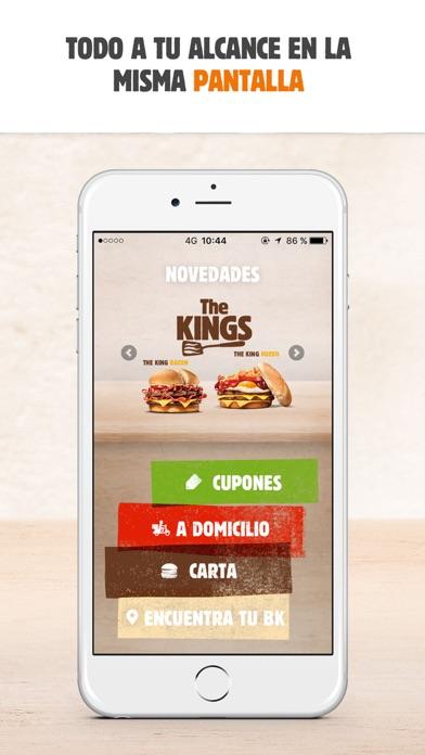 download Burger King España apps 1