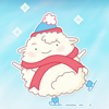 download Cute Sheep! Stickers