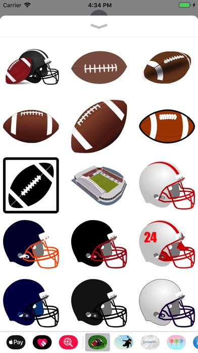 Super Football Stickers screenshot 2