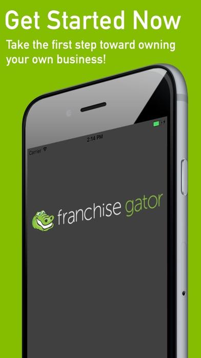 Screenshot of Franchise Gator5