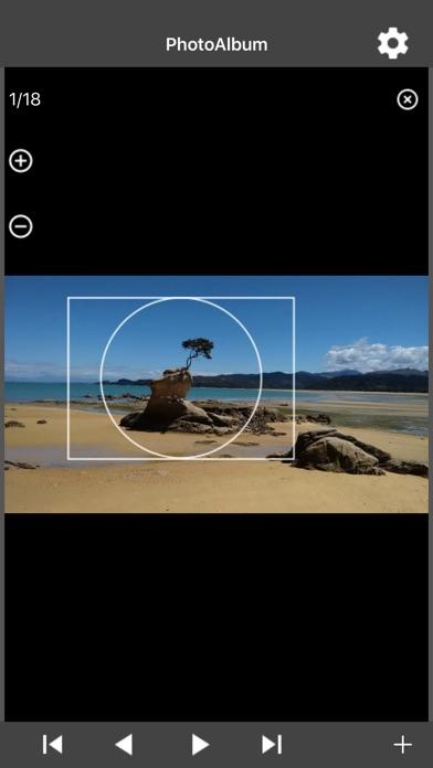 Photo Album Watch Face screenshot 1
