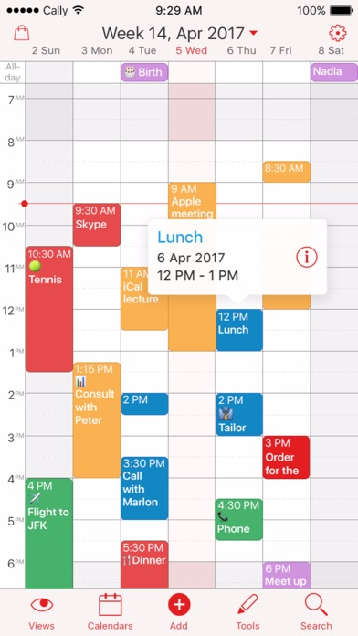 download Week Calendar apps 3
