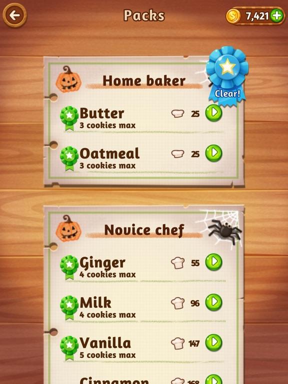 Word Cookies! iPad