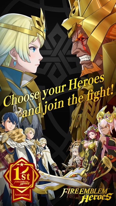Fire Emblem Heroes screenshot 1