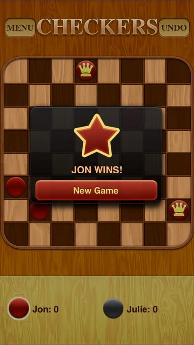 Checkers review screenshots