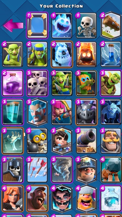 App shopper random decks for clash royale utilities for Clash royale deck molosse