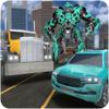 Ahsan Fazal - Cruiser Robot Transport – War Robot Transporter  artwork